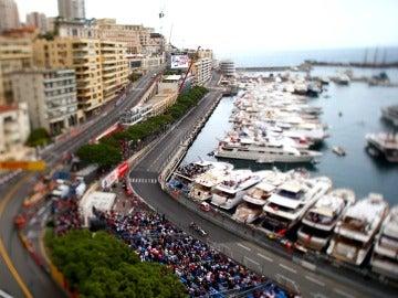 La Fórmula 1 en Mónaco