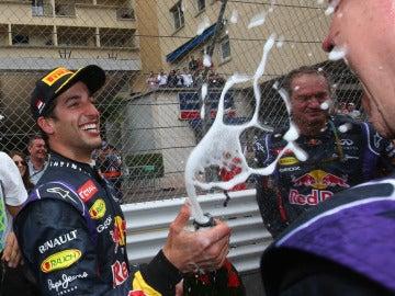Ricciardo y su eterna sonrisa