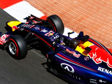 Vettel abandona en Mónaco