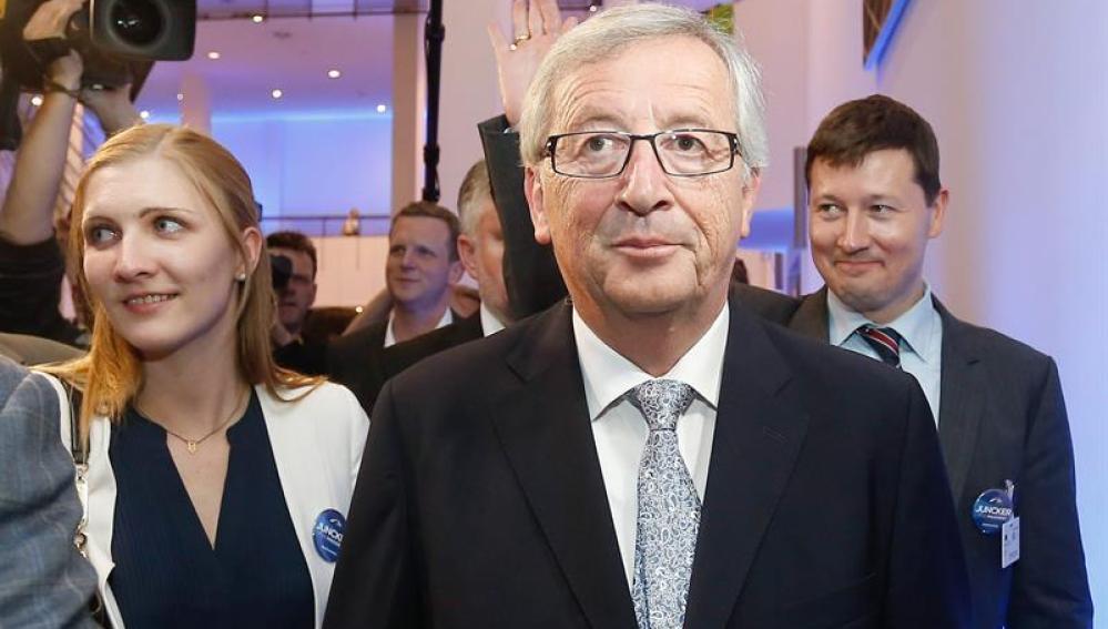 Jean-Claude Juncker, candidato de los populares europeos