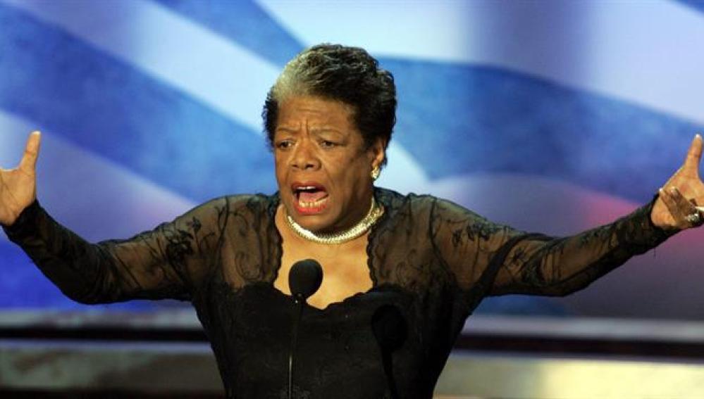 Muere la escritora y activista estadounidense Maya Angelou