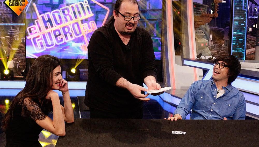 Magia con Dani Daortiz y Luis Piedrahita