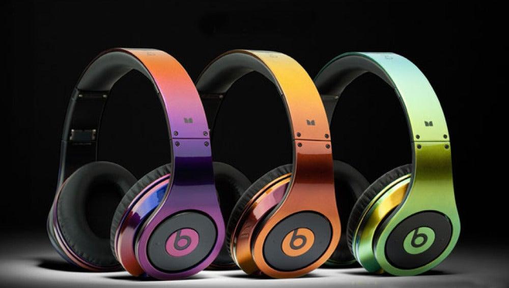 Auriculares de Beats Electronics.