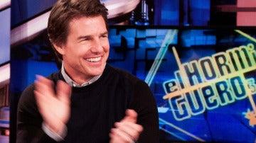 Tom Cruise en El Hormiguero 3.0
