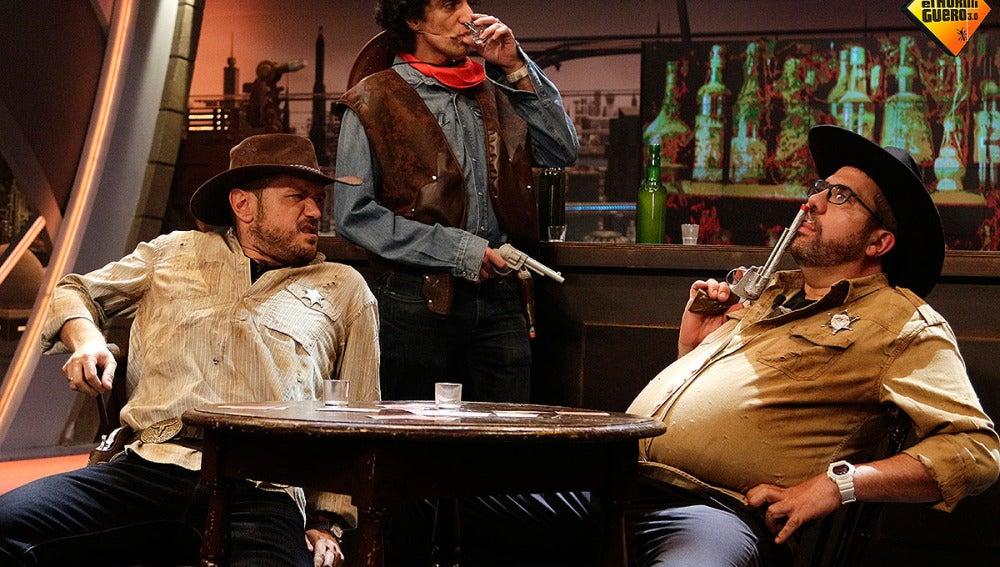 El Musical de los reyes del sopapo en El Hormiguero 3.0