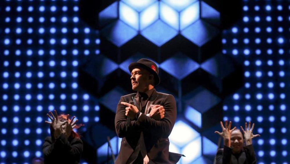 Justin Timberlake en Rock In Rio Lisboa