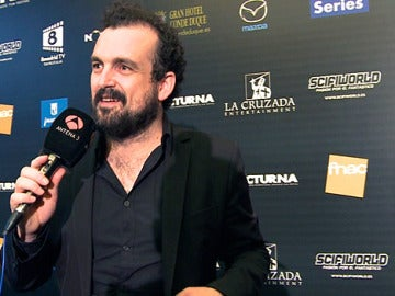 Nacho Vigalondo en el Festival Nocturna