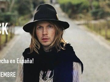 Beck estará en el DCode