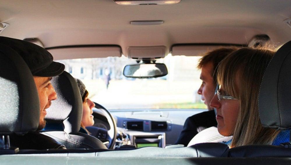 Compartir coche, la nueva forma de ahorrar