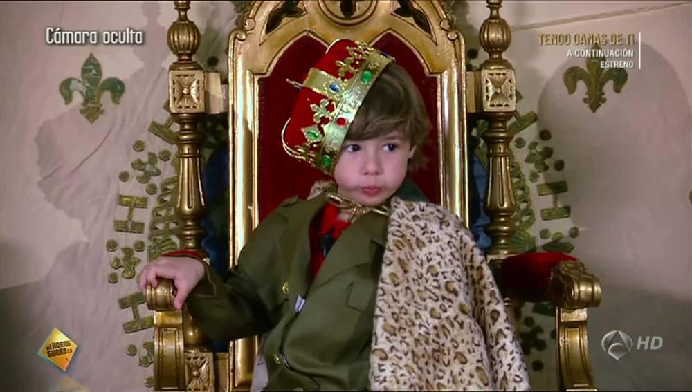 El nuevo Rey de España