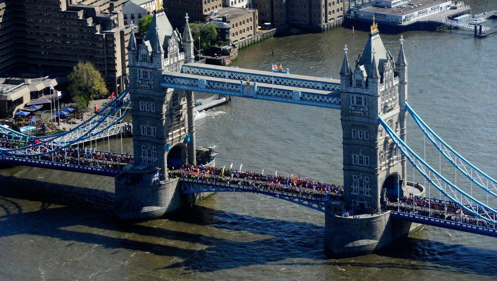 Tower Bridge, el puente más emblemático de Londres