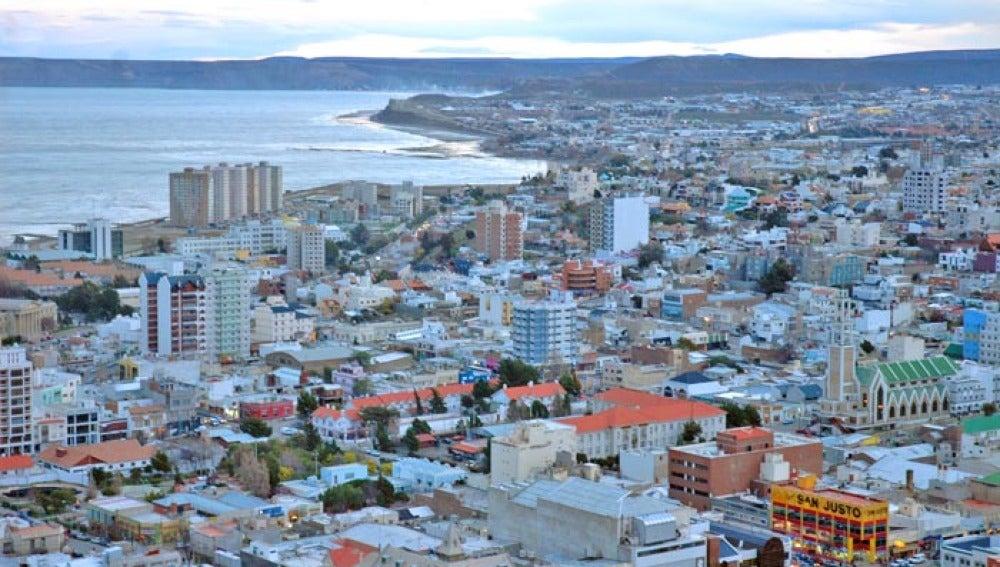 Localidad de Comodoro Rivadavia