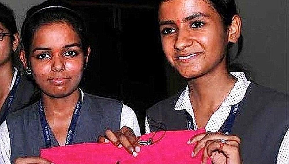 Crean pantalón anti violación