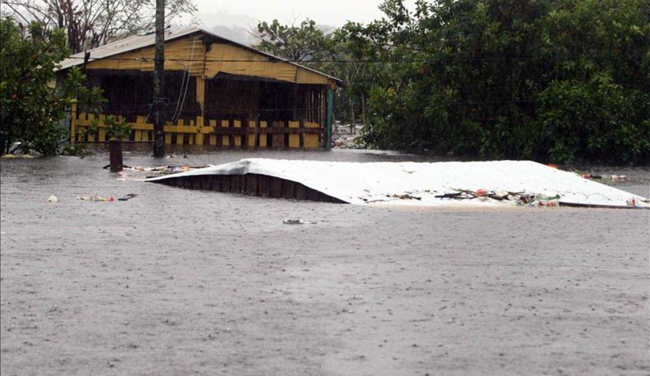 Inundaciones en el sur de Brasil causan 50.000 evacuados y cuantiosos daños