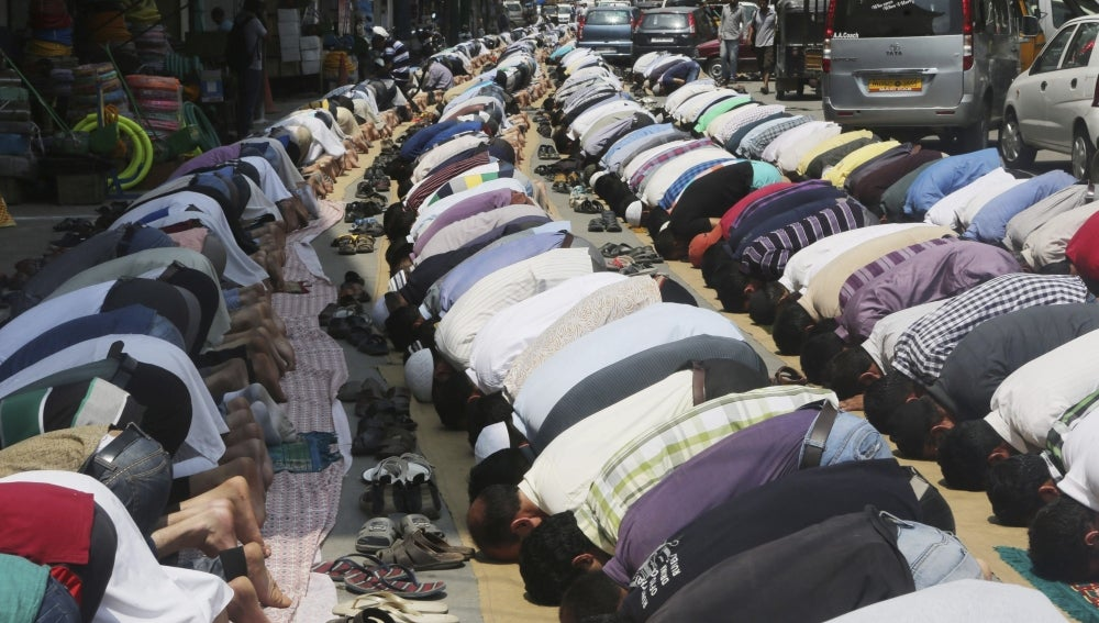 Comienza el Ramadán (30-06-2014)