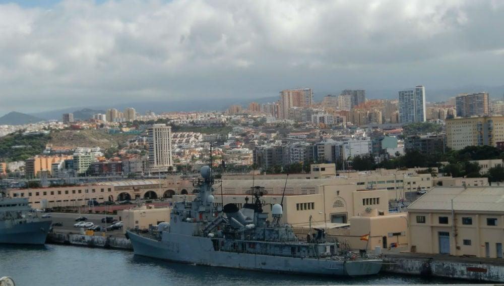 Base Naval de Las Palmas de Gran Canaria