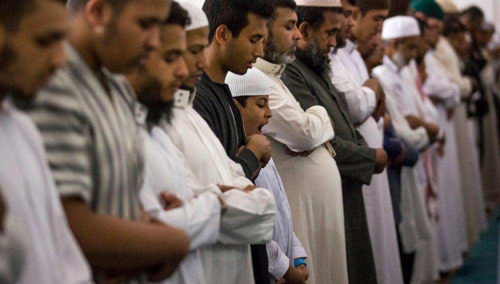 Los musulmanes, en su mes de ramadán