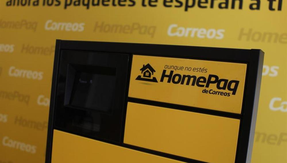 HomePaq, nuevo servicio de Correos