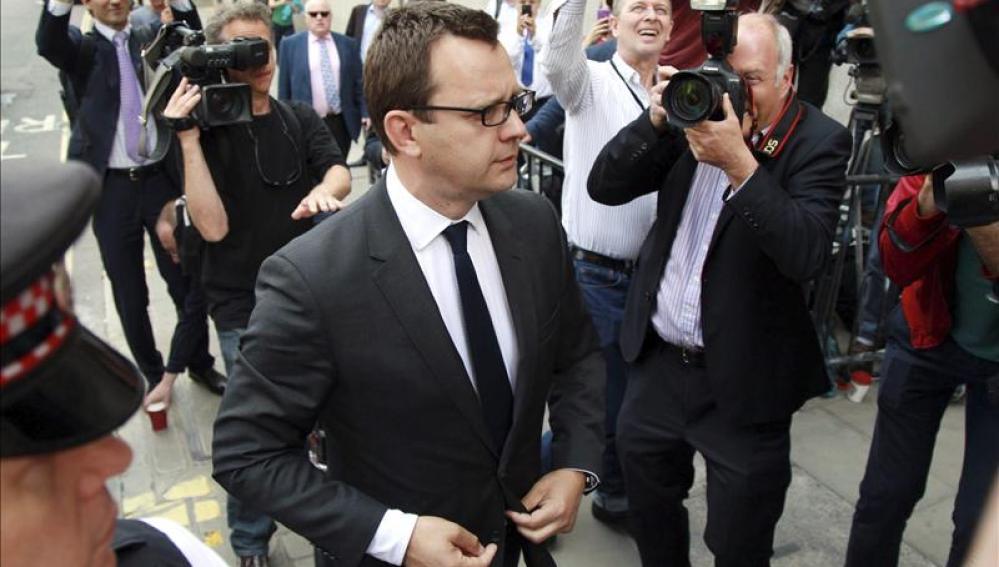Andy Coulson, ex Jefe de Prensa de Cameron