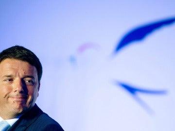 El ex primer ministro Italiano, Matteo Renzi