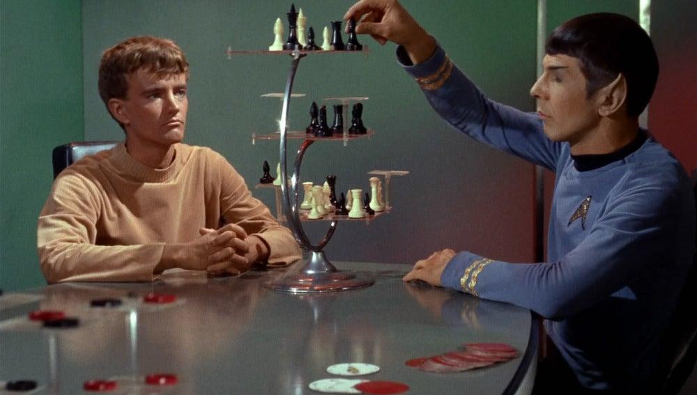 Star Trek: Ajedrez tridimensional