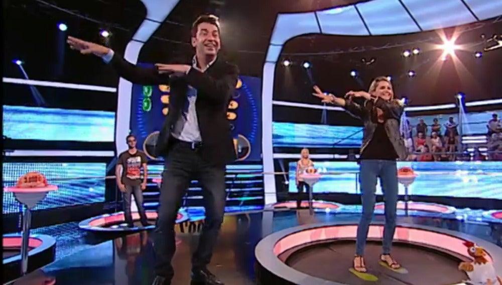 Arturo Valls baile el tallarin