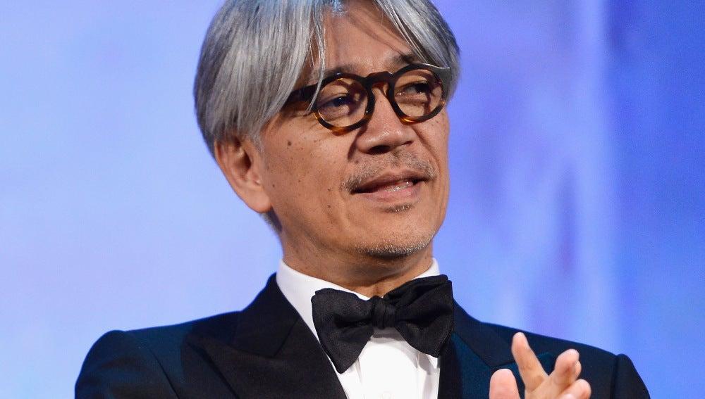 El músico japonés Ryuichi Sakamoto