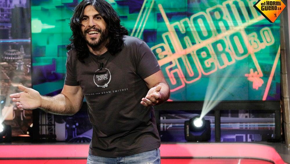Manu Carrasco en El Hormiguero