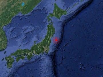 Decretada alerta de tsunami tras un terremoto en Japón