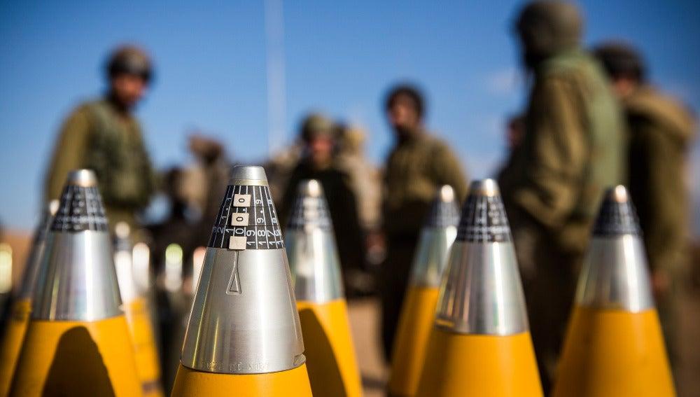 Artillería del Ejército de Israel