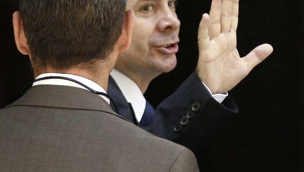 El auditor se presenta voluntariamente a declarar