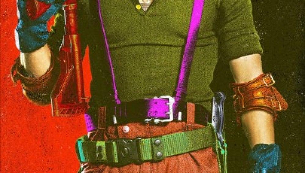 Antonio Banderas en 'Los Mercenarios 3'
