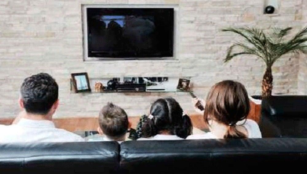 Espectadores de TV