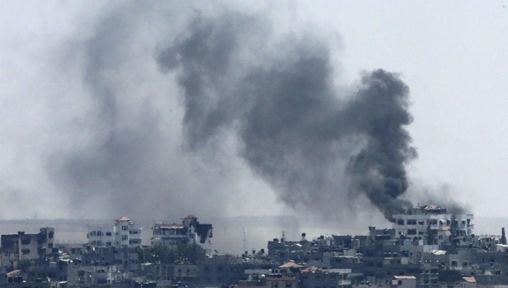 Nuevo bombardeo israelí sobre una escuela de la ONU