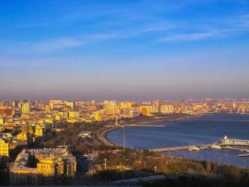 Bakú, sede del GP de Europa 2016