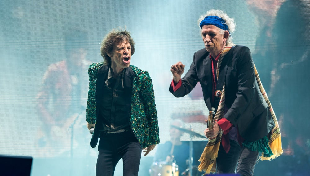 Concierto de los Rolling Stones