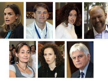 Nuevos miembros de la Ejecutiva del PSOE