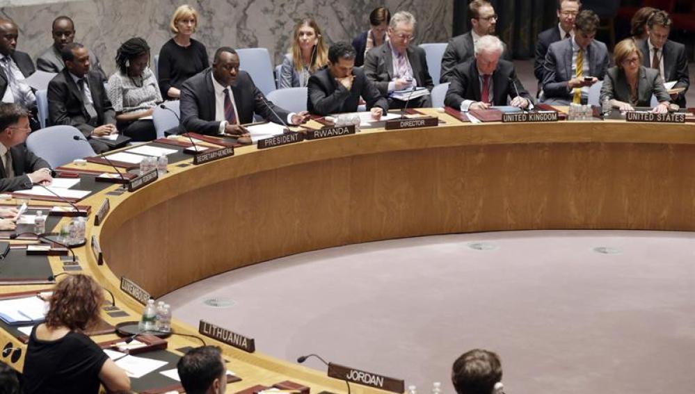 La ONU reclama un alto el fuego