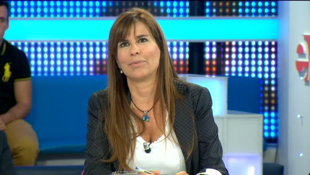 Victoria Álvarez, exnovia de Jordi Pujol Ferrusola