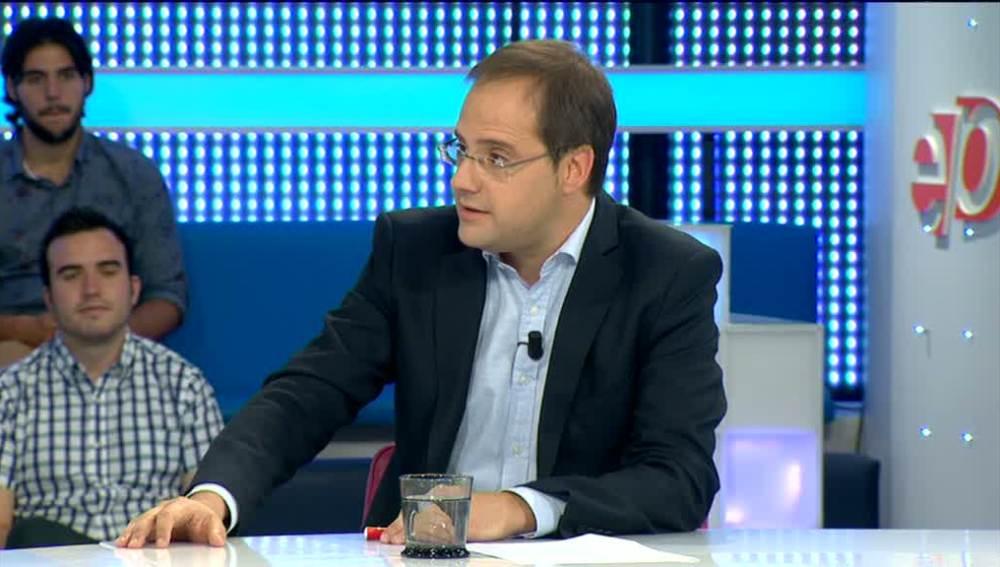 el nuevo secretario de Organización del PSOE, César Luena