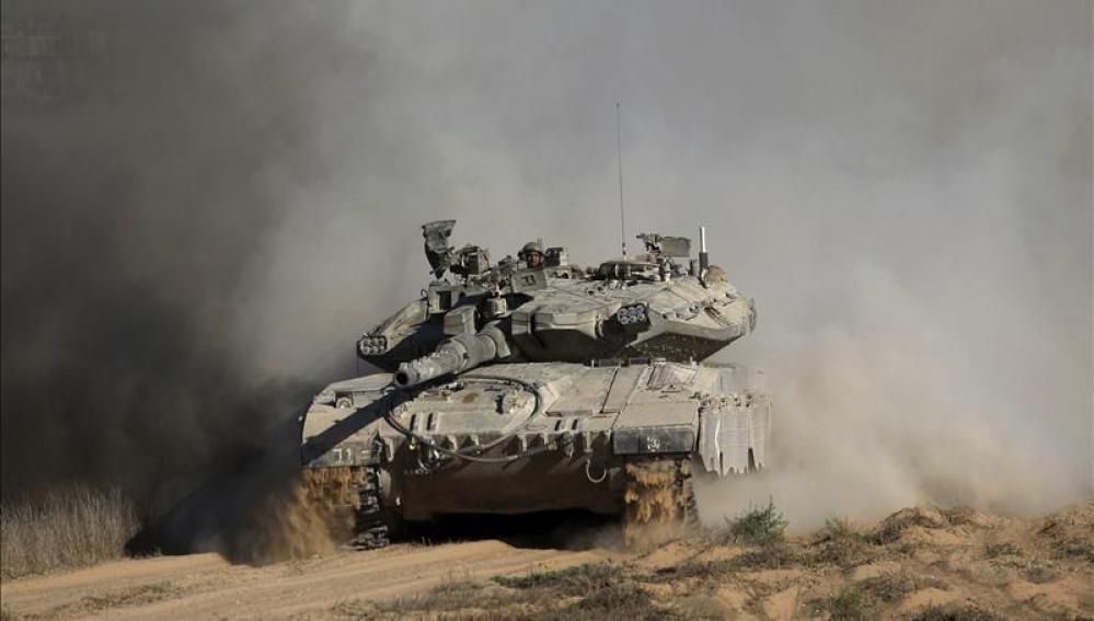 Ataques israelíes durante la tregua