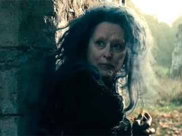 Meryl Streep en 'Into the Woods'