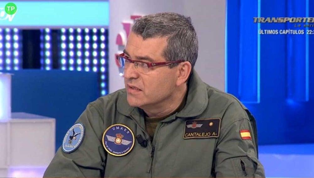 Francisco Cantalejo