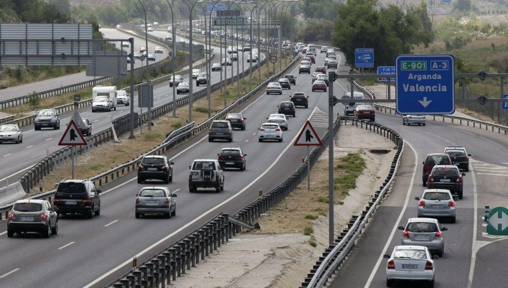 Tráfico pone en marcha, hoy, un operativo especial por el puente del 15 de agosto.