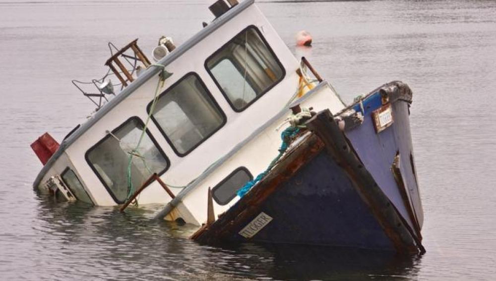 La embarcación accidentada viajaba camino a Komodo