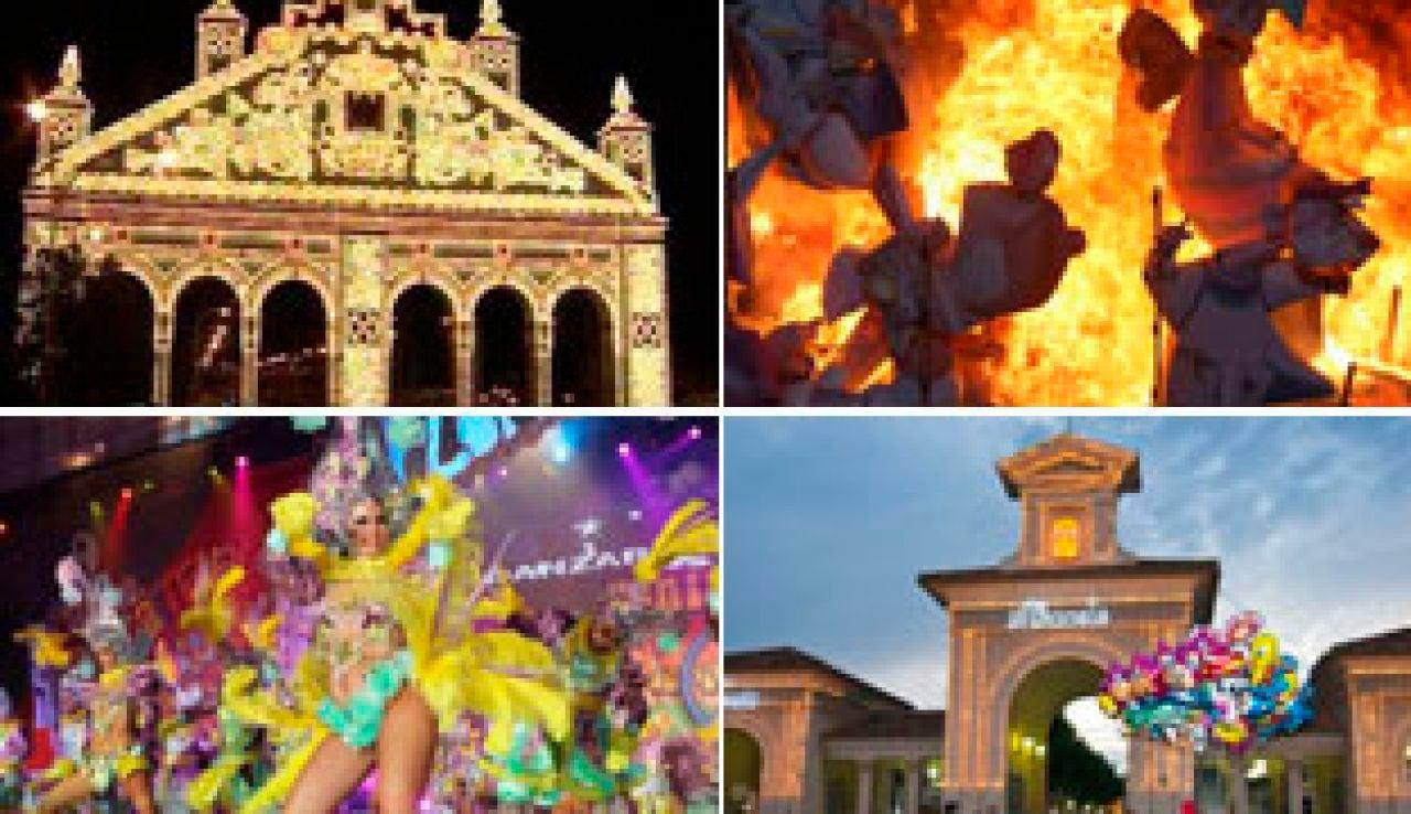 Montaje mejor fiesta de España