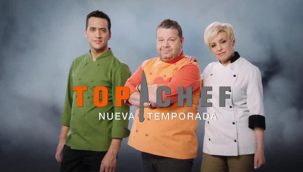 Vuelve el concurso de cocina más exigente del mundo, Top Chef