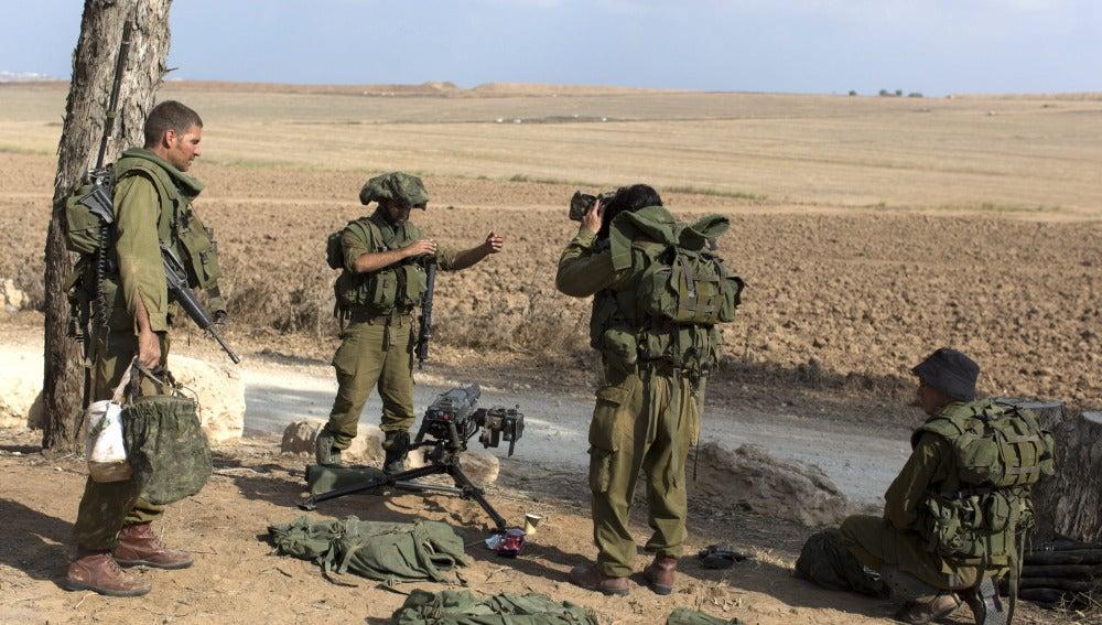 Israel ataca Gaza en respuesta al lanzamiento de tres cohetes