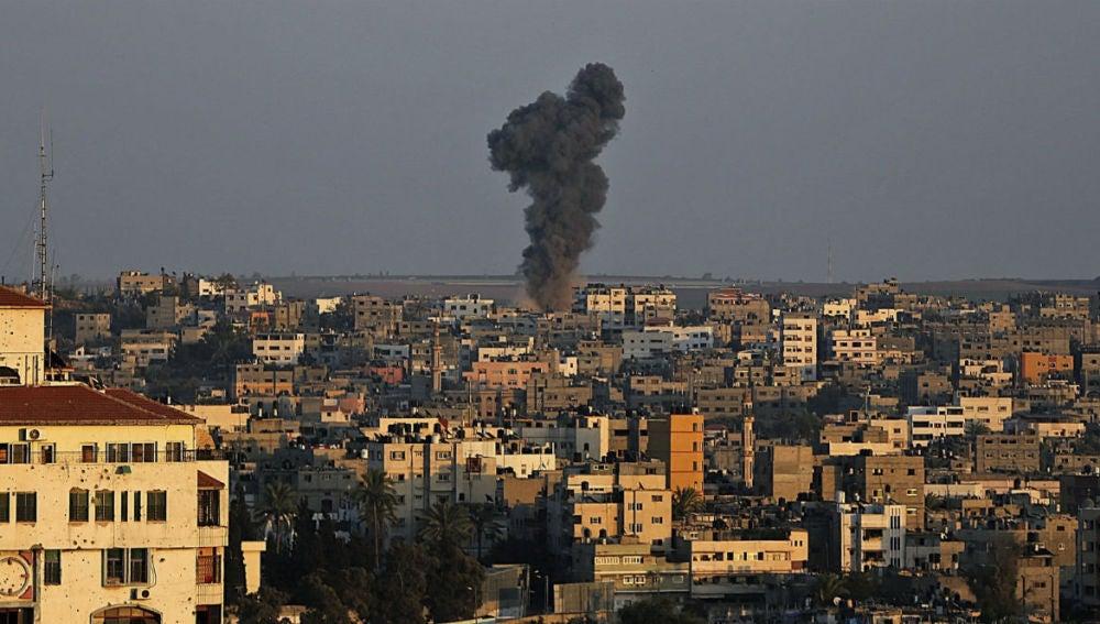 Nuevos bombardeos en Gaza