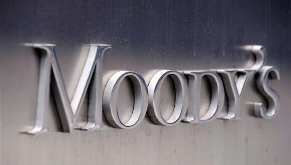 Logo de la agencia de calificación Moody's
